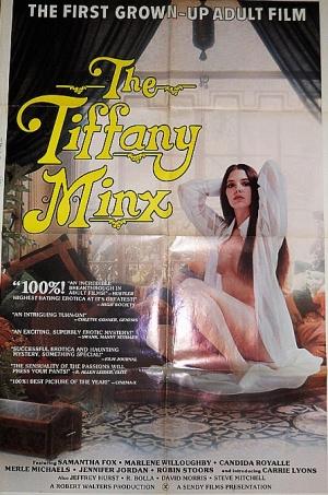 The Tiffany Minx (1981) cover