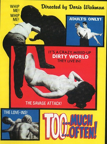 Too Much Too Often (1968) cover