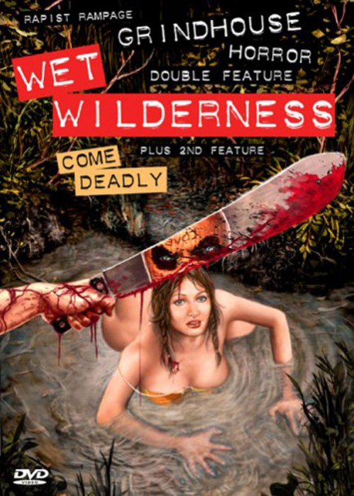 Wet Wilderness (1976) cover