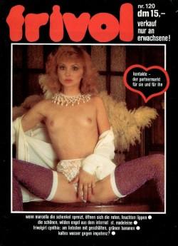 frivol 120 (Magazine) cover