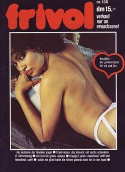 frivol 130 (Magazine) cover