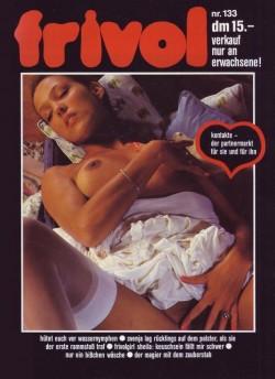 frivol 133 (Magazine) cover