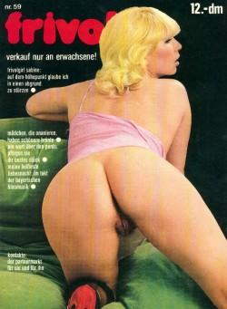 frivol 59 (Magazine) cover