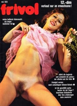 frivol 69 (Magazine) cover
