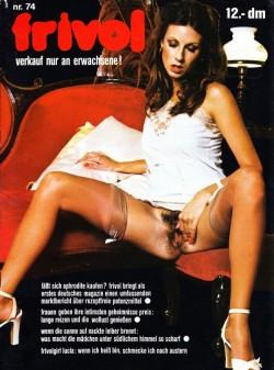 frivol 74 (Magazine) cover