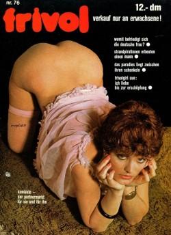 frivol 76 (Magazine) cover