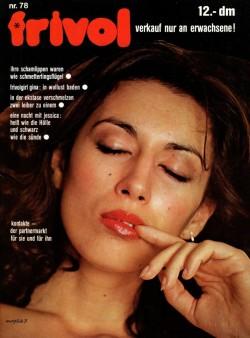 frivol 78 (Magazine) cover