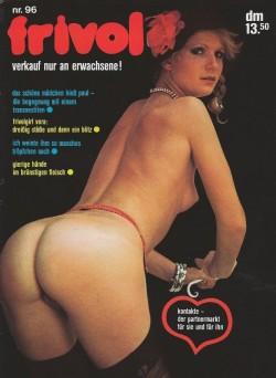 frivol 96 (Magazine) cover