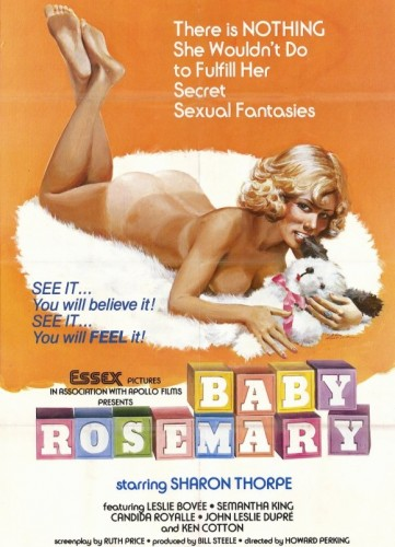 Baby Rosemary (1976) cover