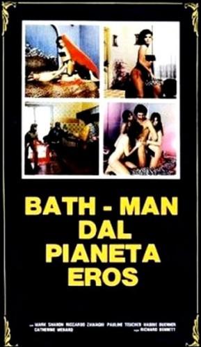 Bathman dal pianeta Eros (1982) cover