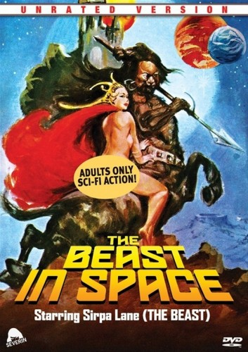 Beast in Space (1980) cover