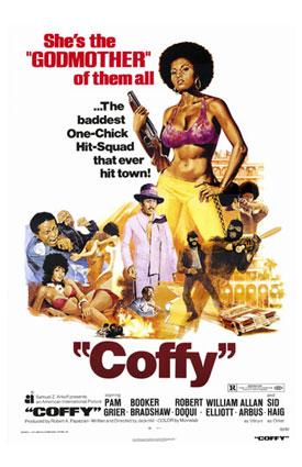 Coffy (1973) cover
