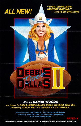 Debbie Does Dallas 2 (1981) cover
