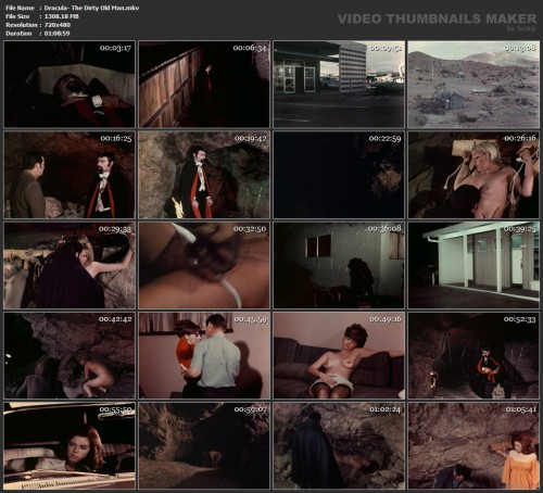 Dracula: The Dirty Old Man (Better Quality) (1969) screencaps