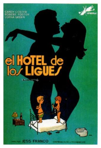 El Hotel de los Ligues (1983) cover