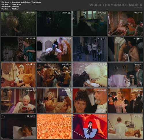 Komm nur, mein liebstes Vogelein (1968) screencaps