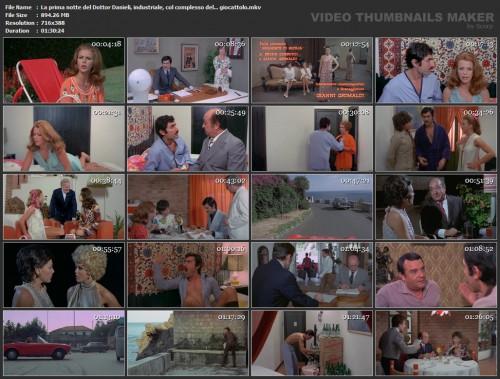 La prima notte del Dottor Danieli, industriale, col complesso del... giocattolo (1970) screencaps