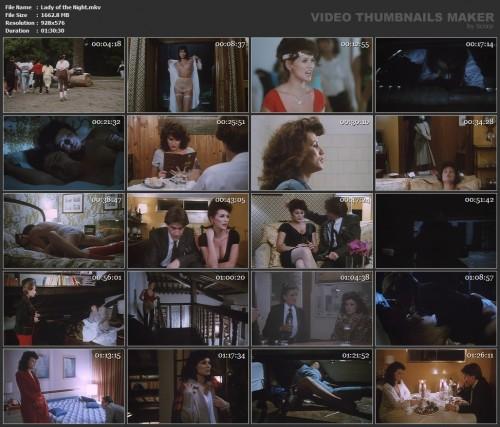 Lady of the Night (1986) screencaps