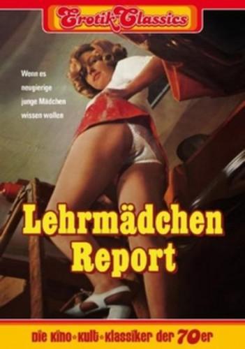 Lehrmadchen-Report (1972) cover