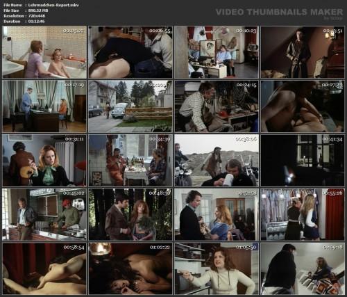 Lehrmadchen-Report (1972) screencaps