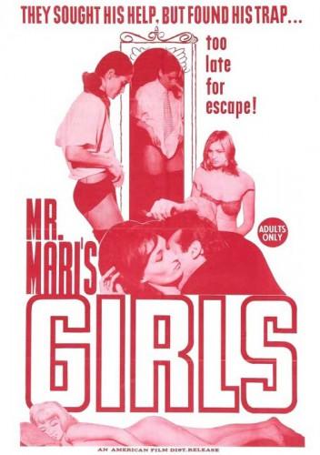 Mr. Maris Girls (1967) cover
