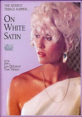 On White Satin (1980) cover