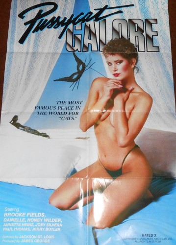 Pussycat Galore (1984) cover