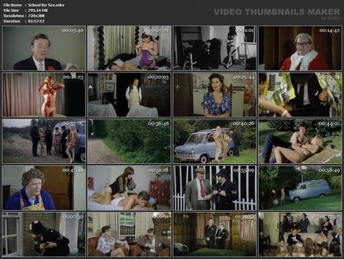 School for Sex (1969) screencaps