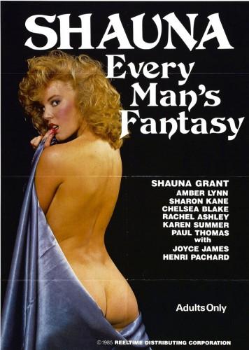 Shauna Every Mans Fantasy (1985) cover