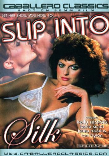 Slip Into Silk (1985) cover