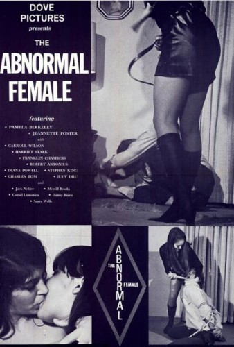 The Abnormal Female (1969) cover