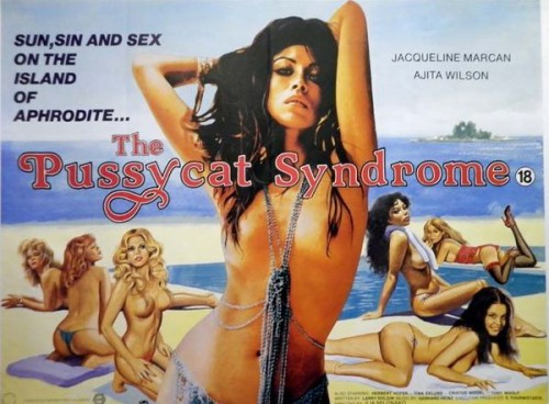 The Pussycat Syndrome (1983) cover