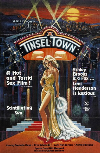 Tinseltown (1980) cover