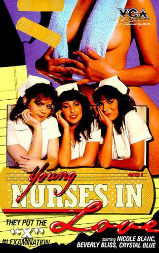 Young Nurses in Love (1984) cover