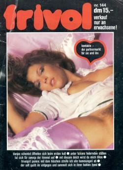 frivol 144 (Magazine) cover