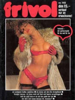 frivol 148 (Magazine) cover