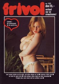 frivol 152 (Magazine) cover