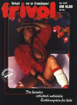 frivol 242 (Magazine) cover