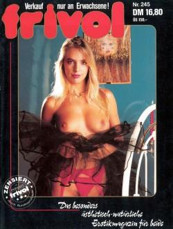 frivol 245 (Magazine) cover