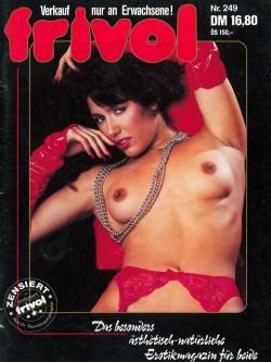 frivol 249 (Magazine) cover