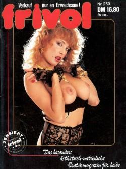 frivol 250 (Magazine) cover