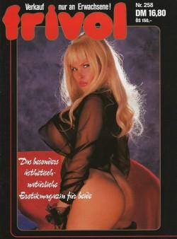 frivol 258 (Magazine) cover