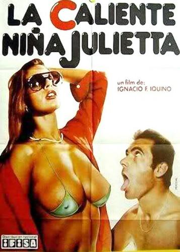 La Caliente Nina Julietta (Better Quality) (1981) cover
