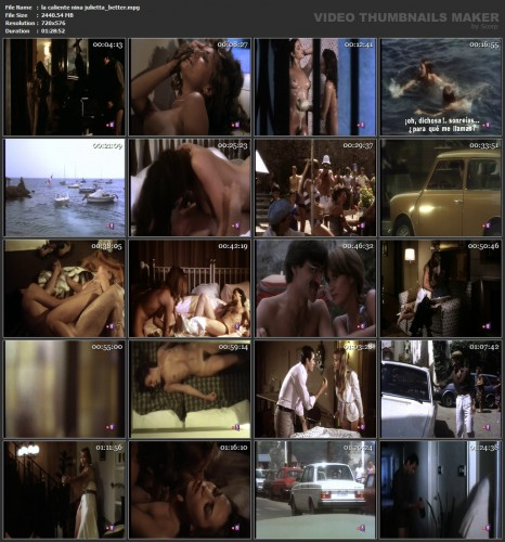 La Caliente Nina Julietta (Better Quality) (1981) screencaps