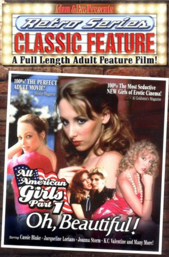 All American Girls Part 1: Oh, Beautiful (1982) cover