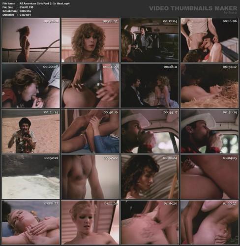 All American Girls Part 2: In Heat (1983) screencaps