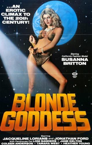 Blonde Goddess (1982) cover