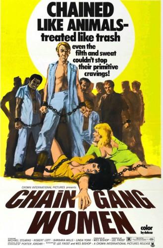Chain Gang Women (1971) cover