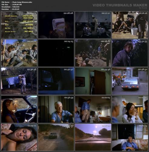 Chain Gang Women (1971) screencaps