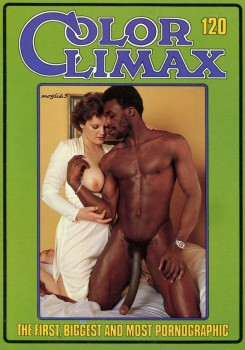 Color Climax 120 (Magazine) cover